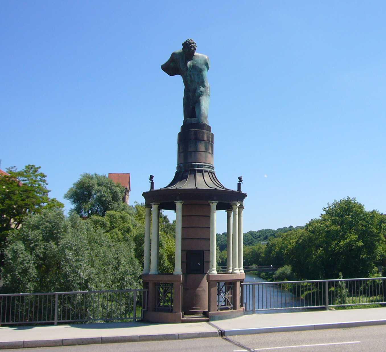 Sonnentempel in Pforzheim